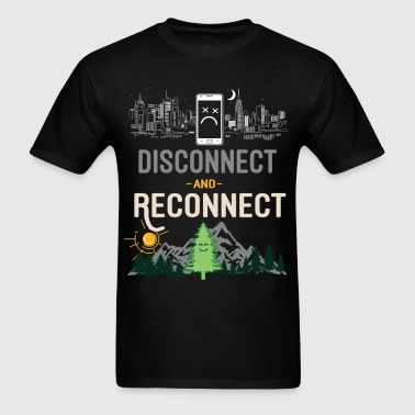 Reconnect - Men's T-Shirt