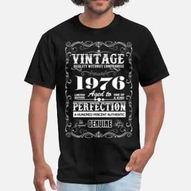 Perfection Premium Vintage 1976 Aged To Perfection - Men's T-Shirt