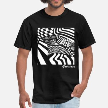 Trippy Art Trippy Abstract - Men's T-Shirt