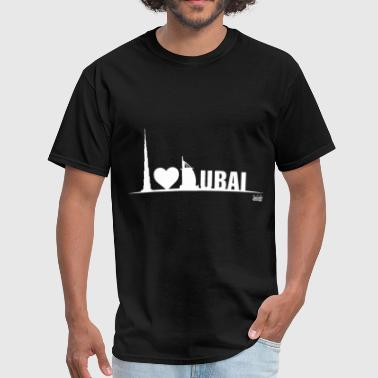 Love Dubai - Men's T-Shirt