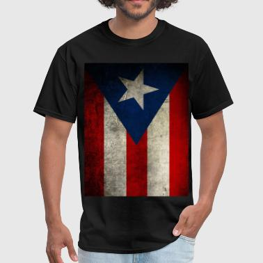 Puerto rico flag - Men's T-Shirt