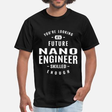 Nano Nano Engineer - Men's T-Shirt
