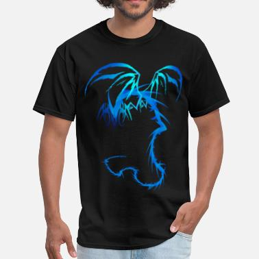 Tribal Designs 'Lectrik Dragon - Men's T-Shirt