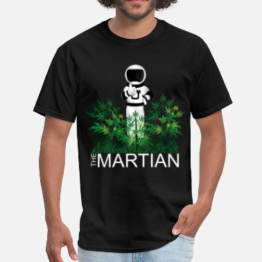 Martian Martian Grow - Men's T-Shirt