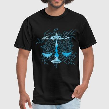 Air Sign Libra Zodiac Sign Air Ele - Men's T-Shirt