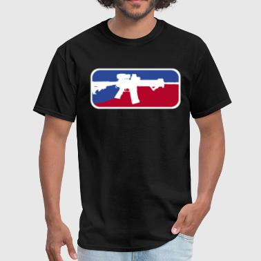 Ar-15 AR-15 Shirt Design - Men's T-Shirt