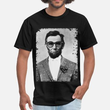 808s And Heartbreak Abe Lincoln - Men's T-Shirt
