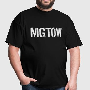 MGTOW Text - Men's T-Shirt