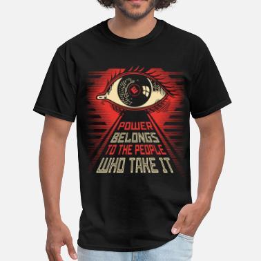 e53959f6ede4c3 Mr Robot illuminati eye obey style - Men's ...