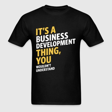 Business Development - Men's T-Shirt