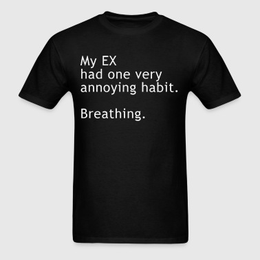 I hate my ex - Men's T-Shirt