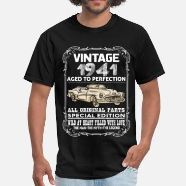 Vintage 1941 VINTAGE 1941-AGED TO PERFECTION - Men's T-Shirt