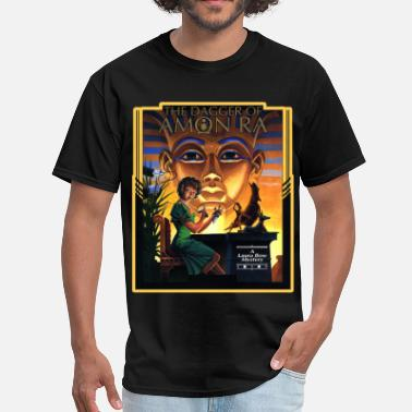 Amon The Dagger of Amon Ra - Men's T-Shirt