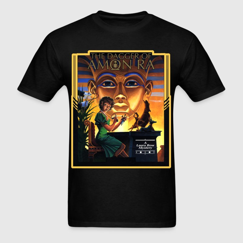 The Dagger of Amon Ra - Men's T-Shirt