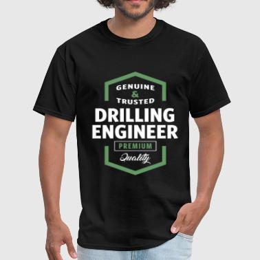 Genuine Drilling Engineer T-shirt Gift - Men's T-Shirt