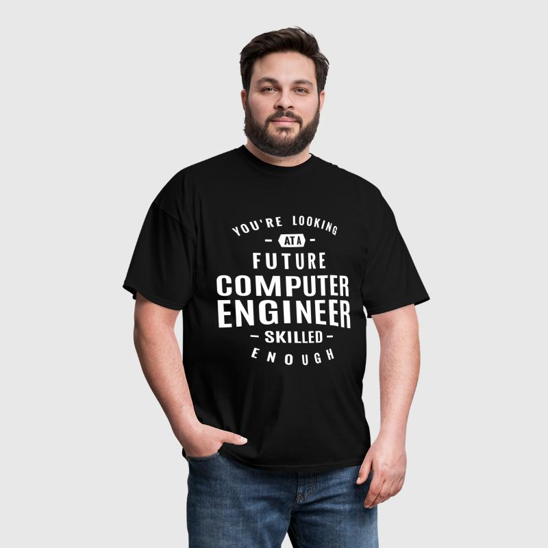 Computer Engineer - Men's T-Shirt