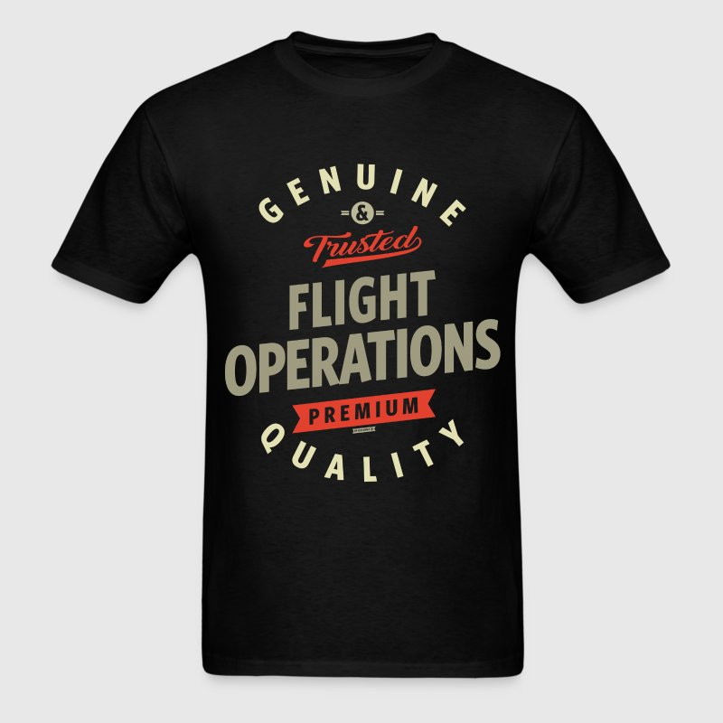 Flight Operations - Men's T-Shirt