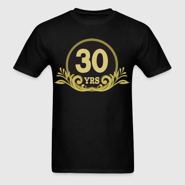 30th Anniversary Party Gift - Men's T-Shirt