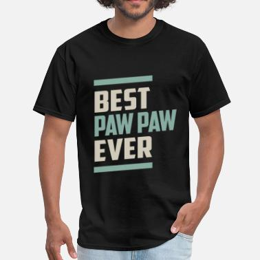 Best Paw Ever Best Paw Paw Ever - Men's T-Shirt
