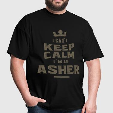 I'm an Asher - Men's T-Shirt
