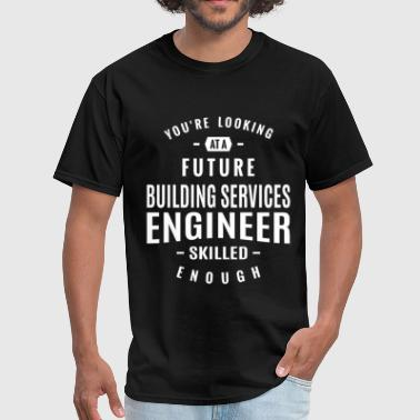 Building Services Enginee - Men's T-Shirt