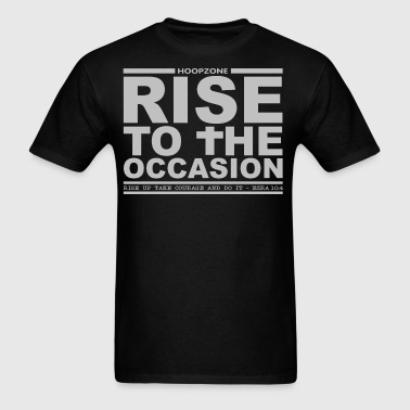 Rise4dark.png - Men's T-Shirt