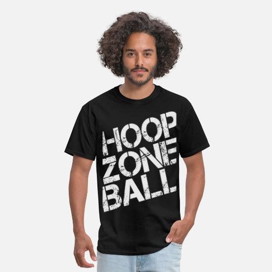 Basketball T-Shirts - Angled14dark.png - Men's T-Shirt black
