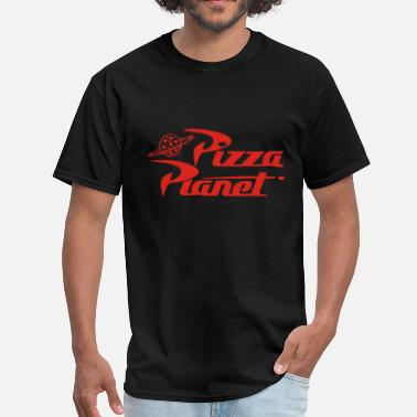 Toy Story Pizza Planet - Men's T-Shirt