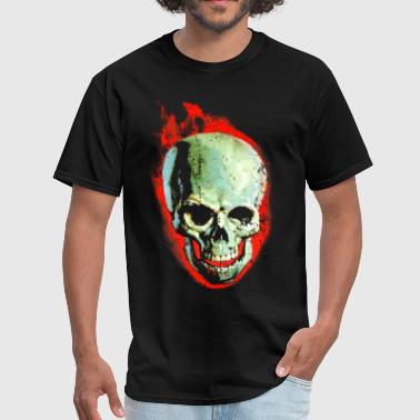 The Screaming Skull - Men's T-Shirt