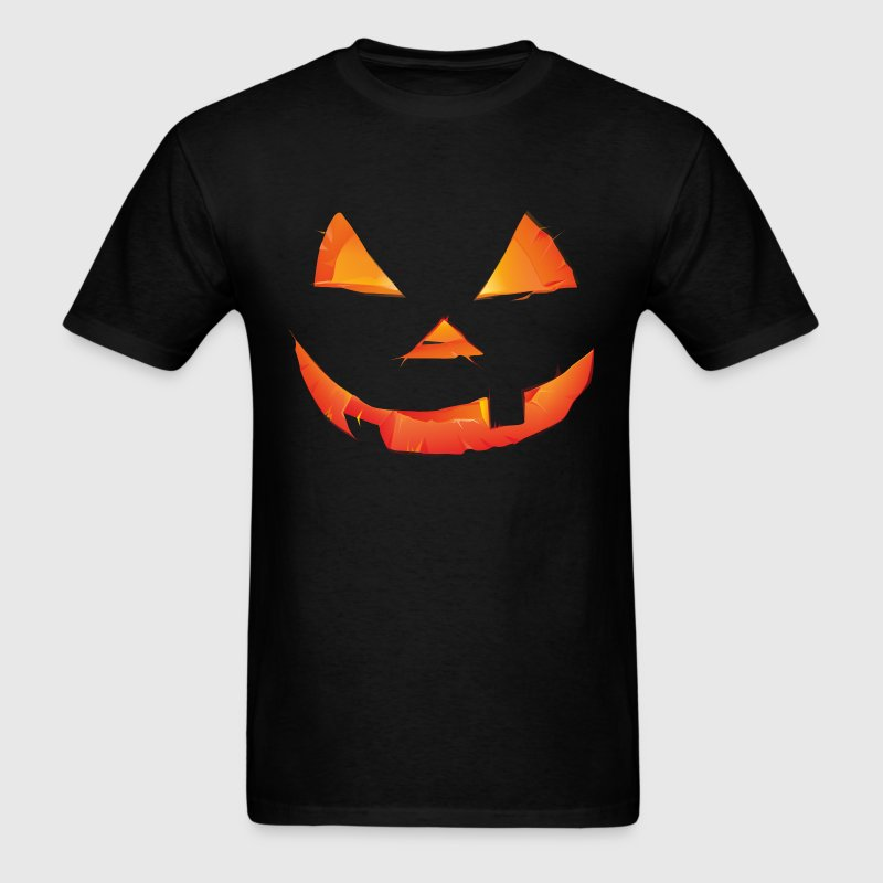 Pumpkin Halloween - Men's T-Shirt