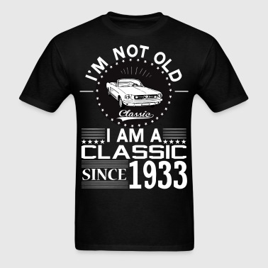 Classic since 1933 - Men's T-Shirt