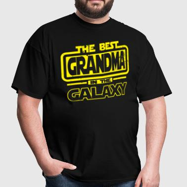 The Best Grandma In The Galaxy - Men's T-Shirt