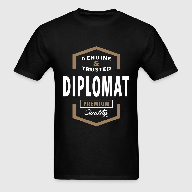 Genuine Diplomat T-shirt - Men's T-Shirt