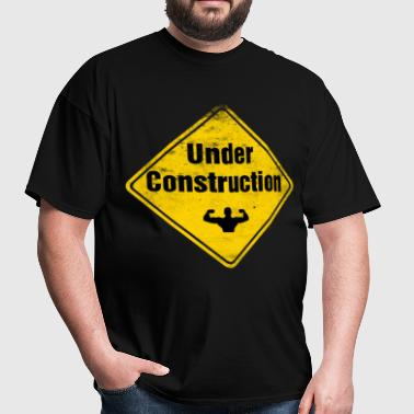 under_construction_t-shirt - Men's T-Shirt