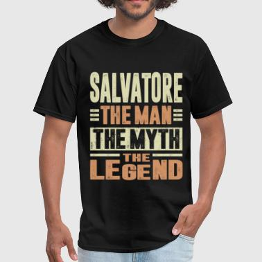 Salvatore The Man - Men's T-Shirt