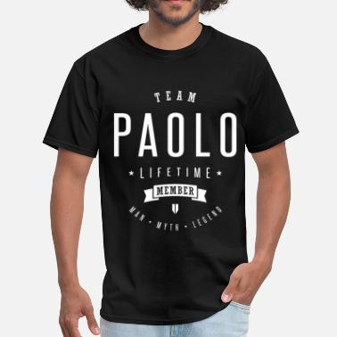 Paolo Team Paolo - Men's T-Shirt