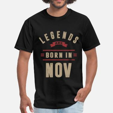 Novs Legends Nov - Men's T-Shirt