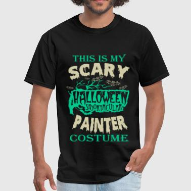 Plaything Painter - This is my scary halloween costume tee - Men's T-Shirt