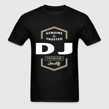 Genuine DJ T-shirt - Men's T-Shirt