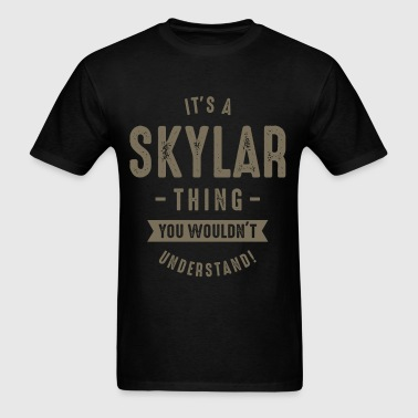 Skylar_shirt - Men's T-Shirt