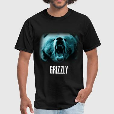 Grizzly - Men's T-Shirt