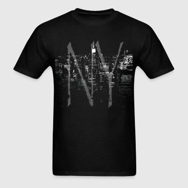 Cool New York Souvenir - Men's T-Shirt