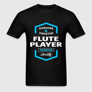 Flute Player - Men's T-Shirt