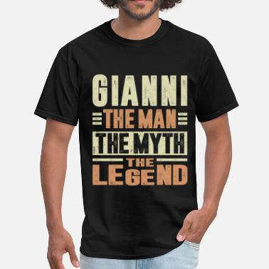 Giannis Gianni The Man - Men's T-Shirt