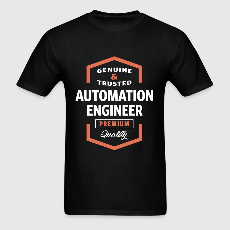 Automotion Engineer Logo Gift Ideas - Men's T-Shirt