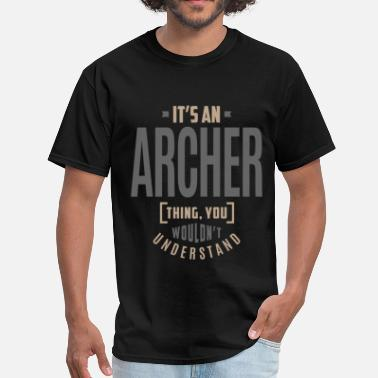 Archer Archer - Men's T-Shirt