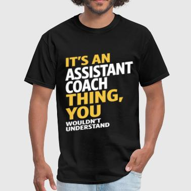 Assistant Coach - Men's T-Shirt