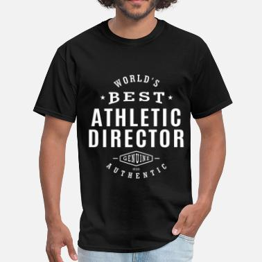 Athletic Director Funny Best Athletic Director - Men's T-Shirt