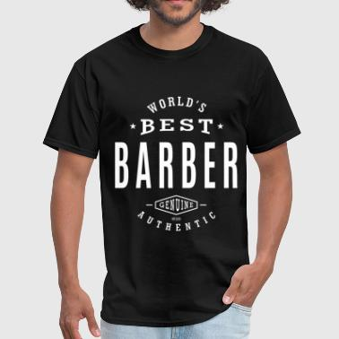 Best Barber Best Barber - Men's T-Shirt
