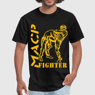 Army Combatives MACP KNee Fighter - Men's T-Shirt